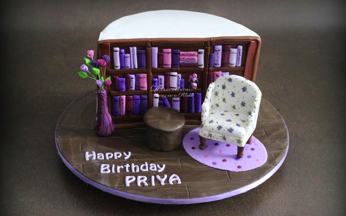 D Cake Creations Customised Cakes In Mumbai Pune