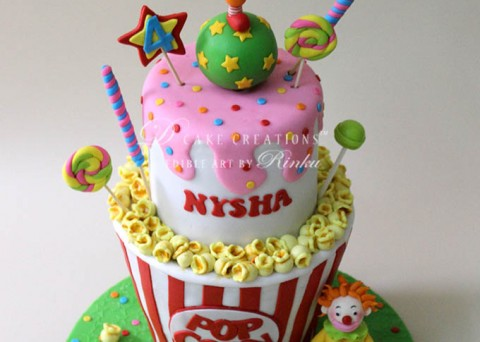 Kids Birthday Cakes Archives D Cake Creations