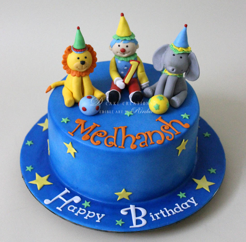 Birthday Cake Images Small : Cake for toddlers Archives - D Cake Creations