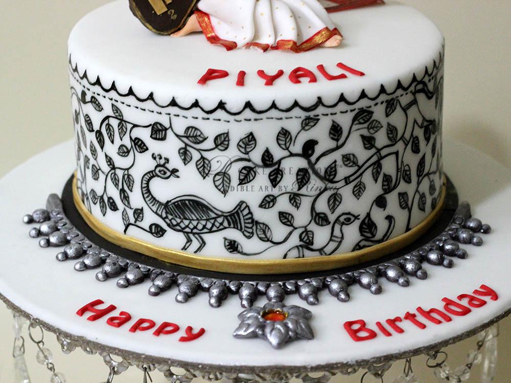 Customised Birthday Cake D Cake Creations