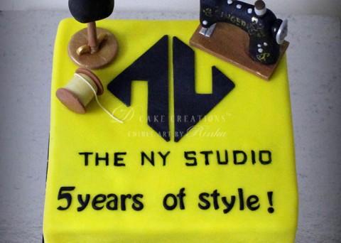 design studio cake