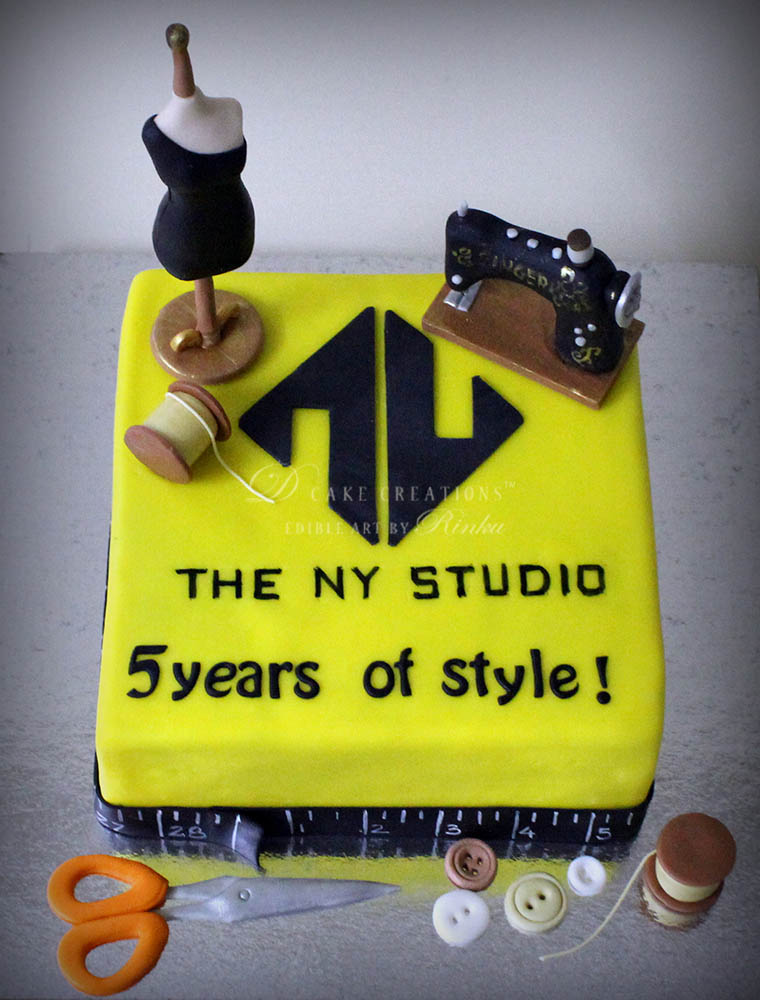 Design House Cake