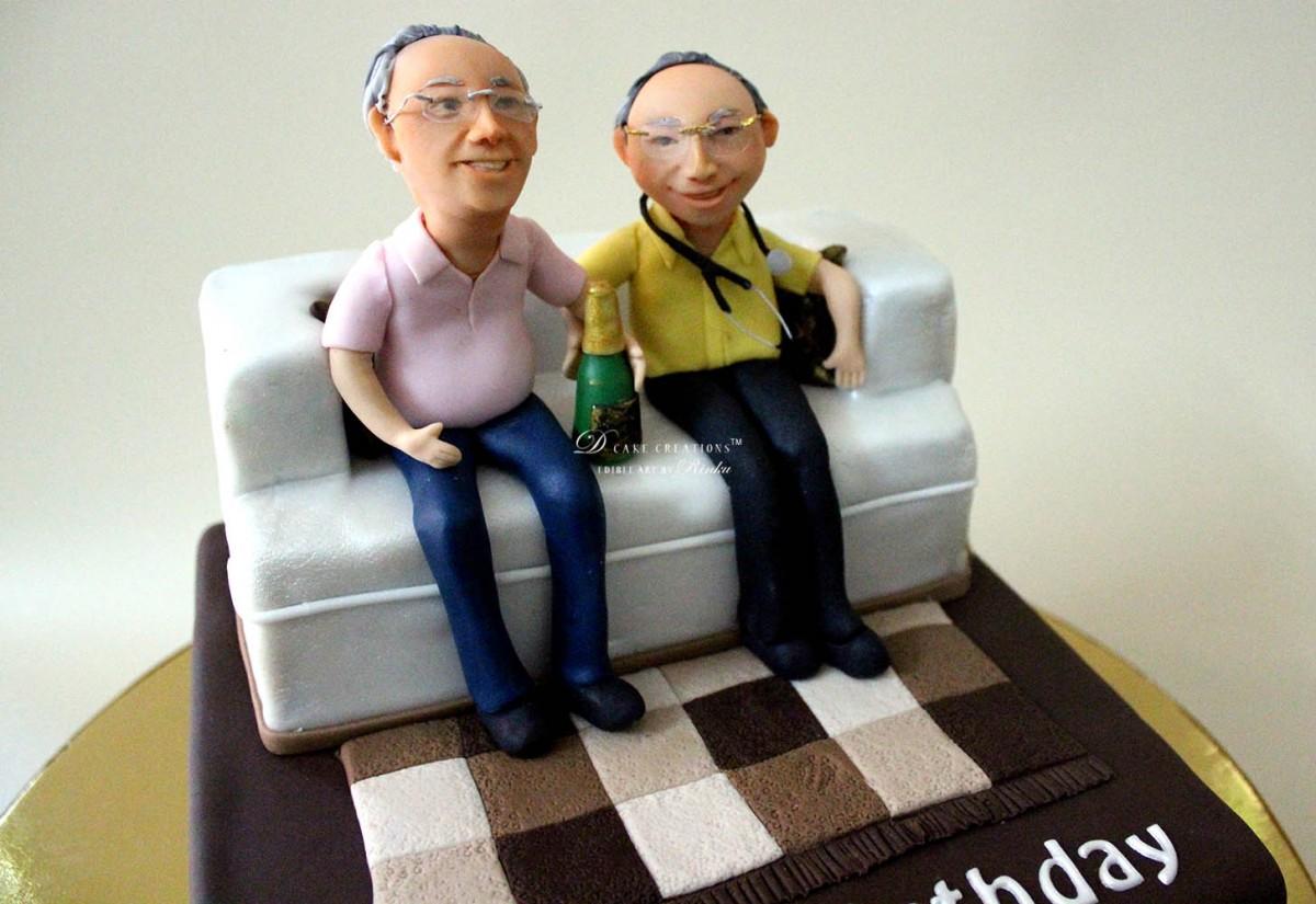 Sofa Cake D Cake Creations