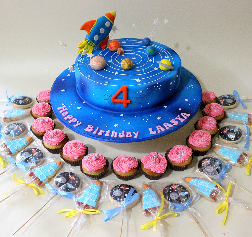 Planet Cake Images : Cupcakes - D Cake Creations