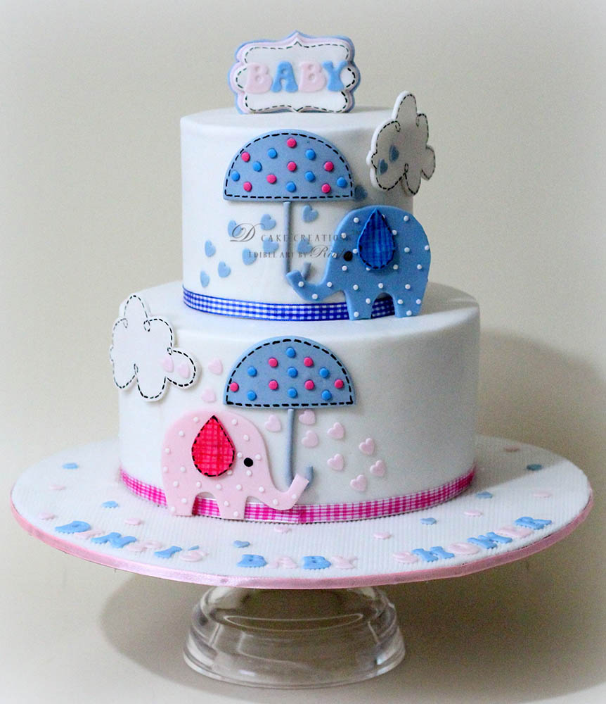 Rainy Season Cake
