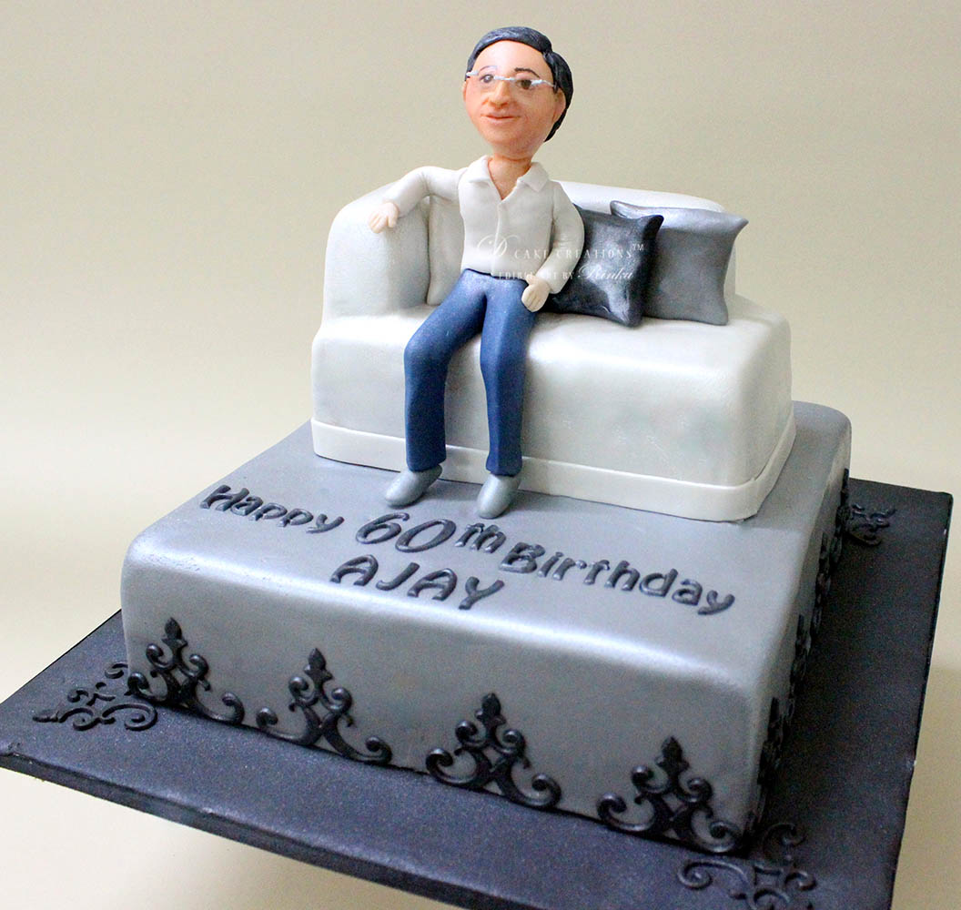 Cake for Fathers Day D Cake Creations