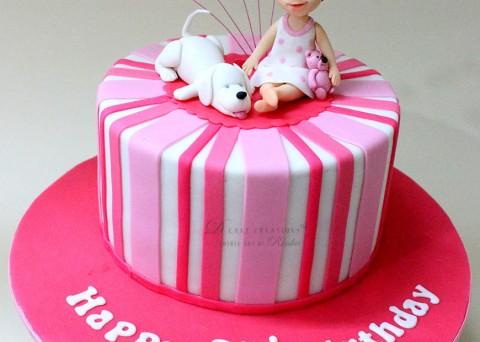 Soft Toy Cake