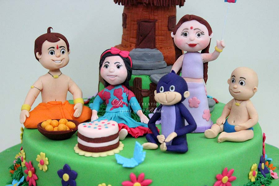 Chota Bheem & Friends