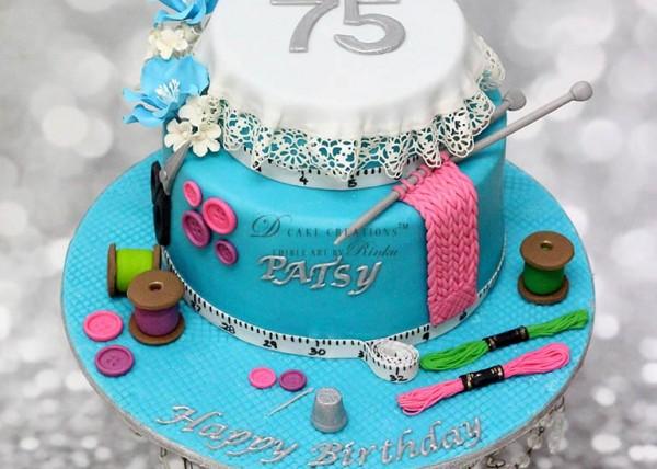 Birthday Cake With Name Zoya ~ Mushroom house cake d cake creations