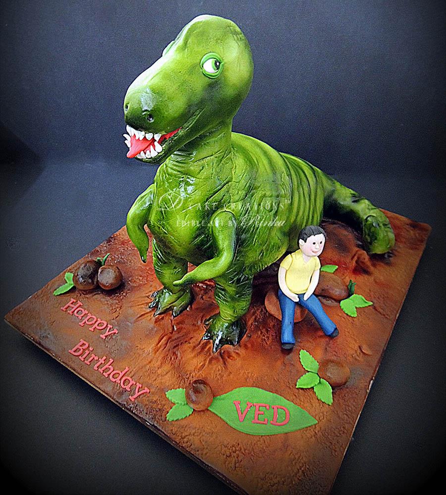 Let's meet Dino