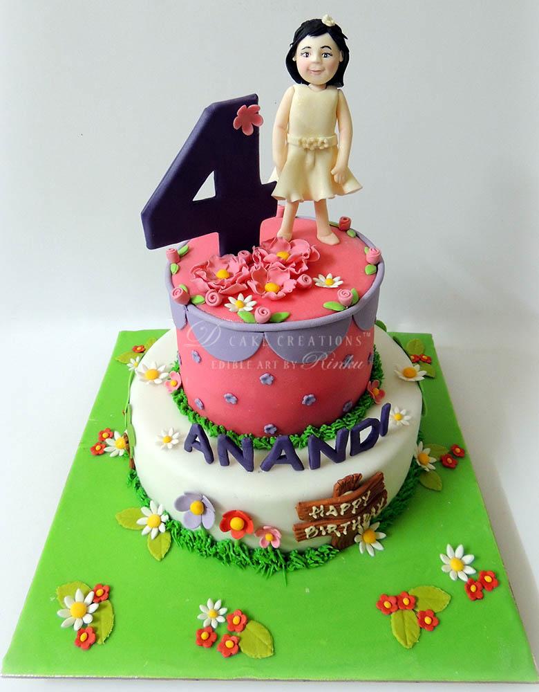 Pretty Girls Cake