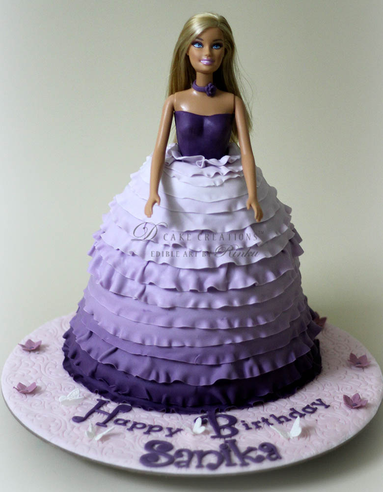 Barbie in Party Dress