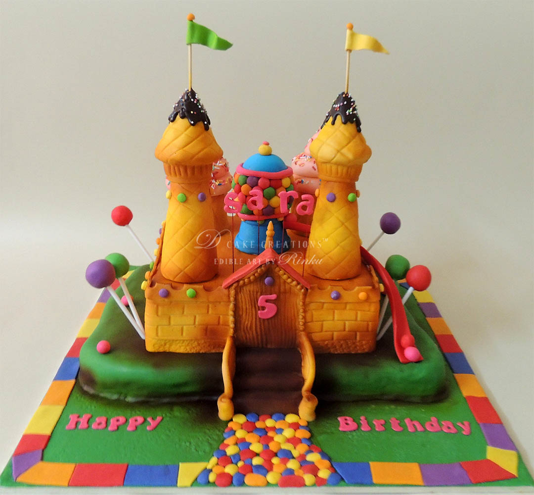 Candy Land Castle