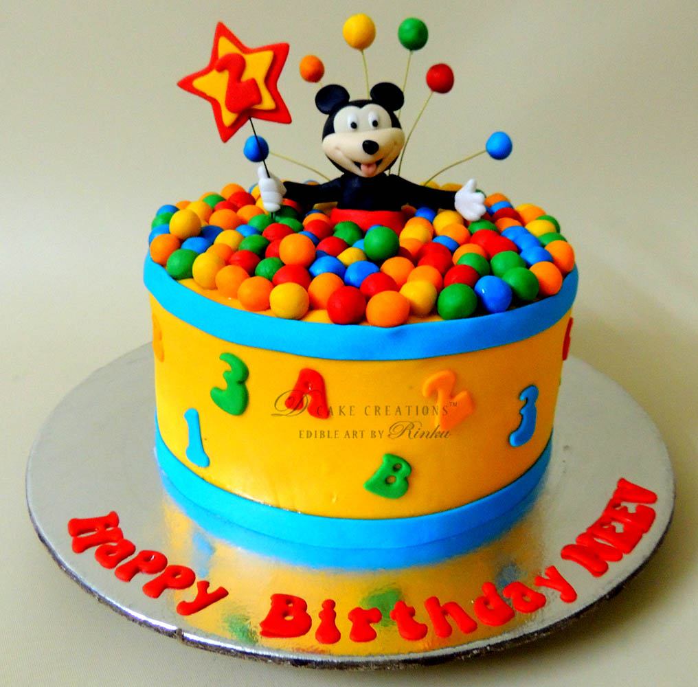 Kids Birthday Cakes | D Cake Creations