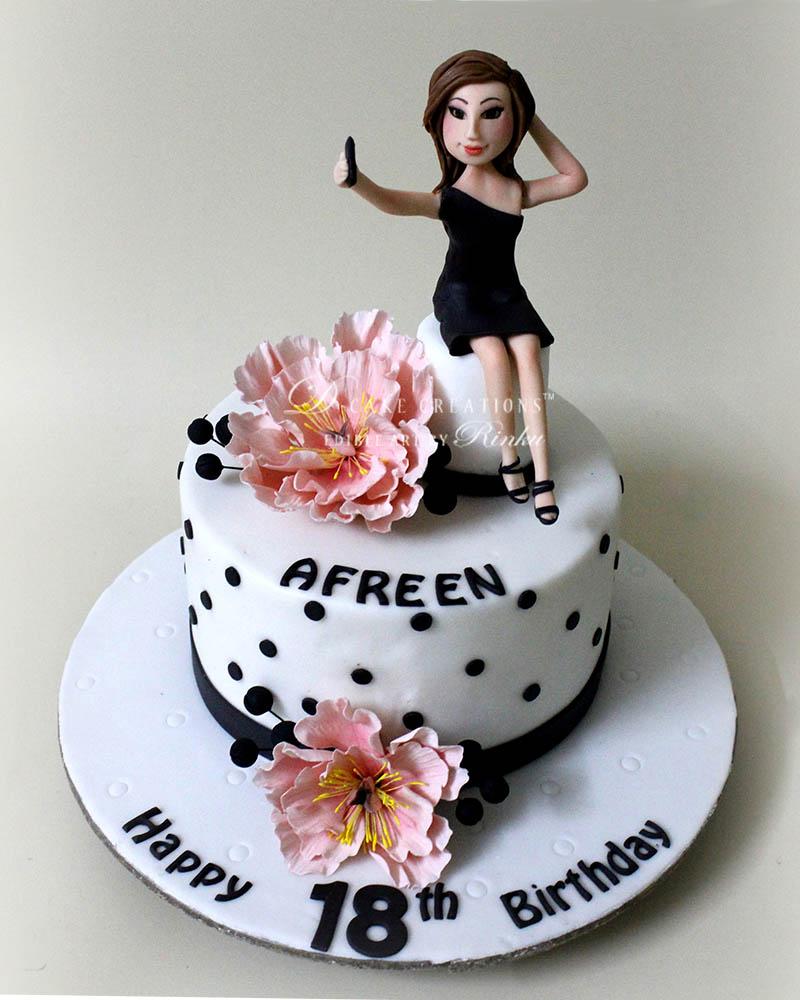 Selfie Cake