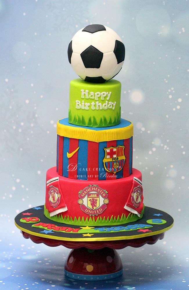 Kids Birthday Cakes | D Cake Creations
