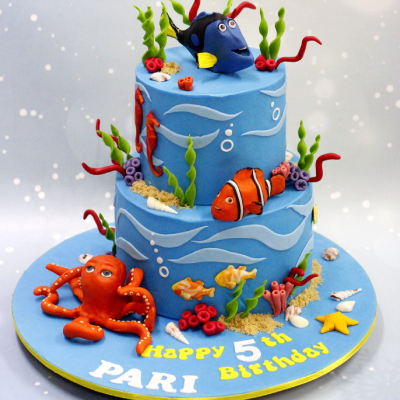 Awesome D Cake Creations Edible Art By Rinku Funny Birthday Cards Online Inifofree Goldxyz